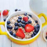 Sağlıklı Yulaf Ezmesi