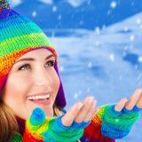 Soğuk havalarda cildi korumanın 6 yolu