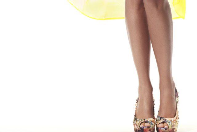 Güzel bacaklara sahip olmak için yapılması gerekenler