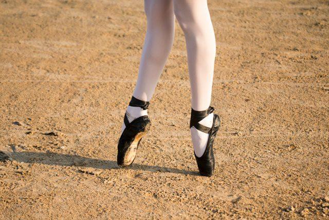 güzel bacaklara sahip olmak için