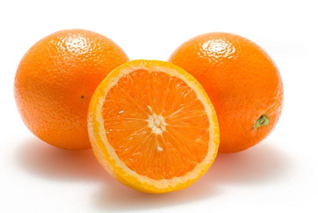 Portakal, Kilo aldırmayan soğuk tatlı