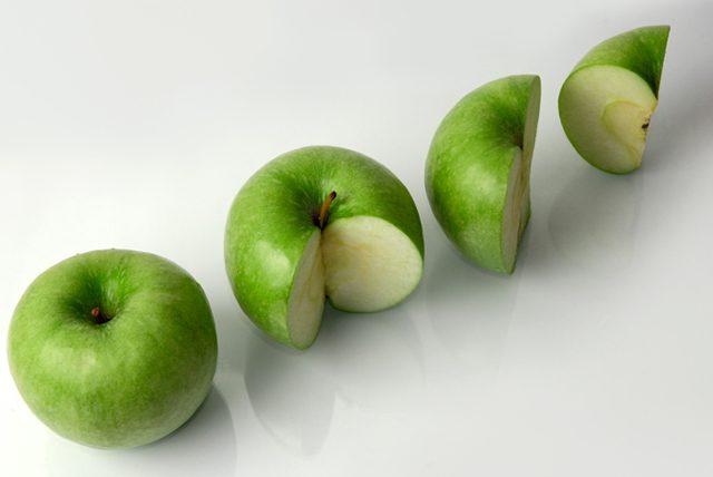 Yeşil elma zayıflatır mı? yeşil elma
