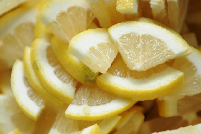 Limonun zayıflamaya etkileri