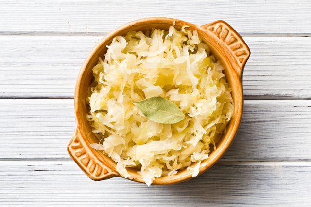 Kilo aldırmayan yiyecekler, lahana
