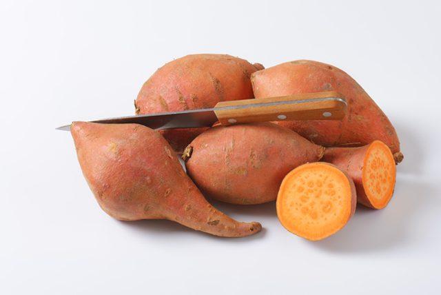Tatlı patates ve kilo vermeye beş etkisi