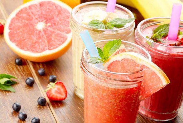 Metabolizma hızlandıran, kilo vermeye yardımcı kışlık smoothie tarifleri