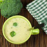 Göbek yağlarını eriten brokoli çorbası tarifi
