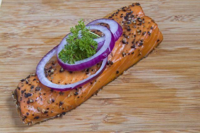 Metabolizma hızlandıran somon balığı tarifi