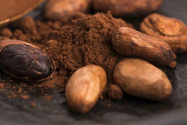 Yağ yaktıran zayıflamaya yardımcı kakao smoothie
