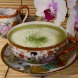 Metabolizma hızlandırıp kilo verdiren Matcha latte
