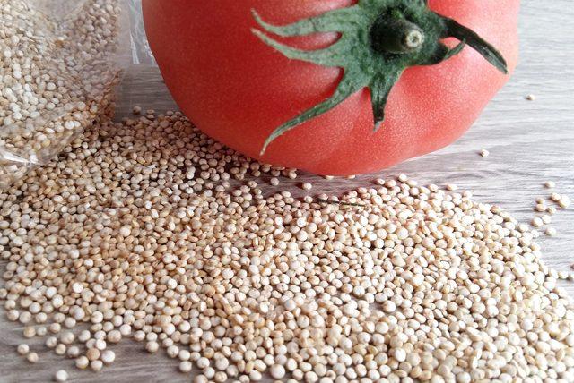 Metabolizma hızlandıran, tok tutan kinoalı sebze çorbası