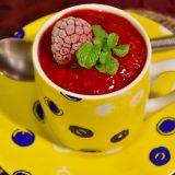 Kan şekerini dengeleyen zayıflamak için yardımcı naneli yaz içeceği